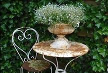 ~Gardens & seats~