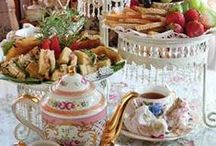 ~High tea~ / Drinking ~ Eating ~ Chatting