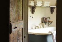 ~Bathrooms~ / ~ Water ~ Indulge ~ Rest ~