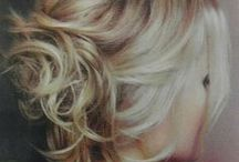 ~Hair~ / ~Blond~Curly~Red~Straight~Brown~Short~Black~Long~
