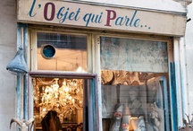 ~French Shops & Markets~