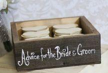 Wedding {guest book ideas}