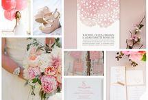 Wedding {inspiration boards}