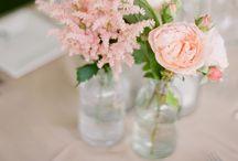 Wedding {centerpieces}
