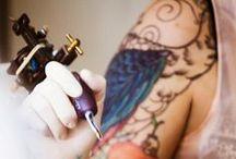 Tatuajes / by Sara Caoduro