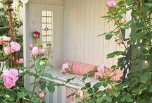~Greenhouses & Garden Sheds~