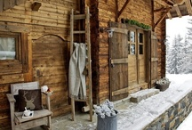 ~Cabins & Lodges~ / ~ Wood ~ Holidays ~ Outdoors ~