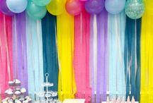 Party & Entertaining Ideas
