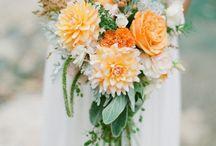Wedding {Lisa & Marcelo//Flowers}