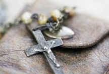 ~Rosaries & Crosses~