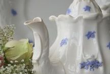 ~Teapots & Flowers~ / Romantic ~ Cozy ~ Together