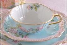 ~Cup & Saucer~