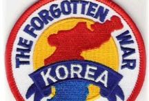 Korean War 1950-1953 / The brutality & history of war. The battles fought, the mistakes & lessons learned.  / by Tony👽