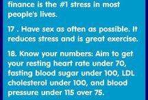 Dr. Oz Tips / Health