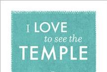 I love to see the Temple:) / by Sara Stromness
