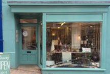 RuralRetro retail Retired / My shop in Bishop's Castle Shropshire. Closed Jan 2017
