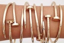 @Bracelets / It lifts your mood and makes you more feminine:-)