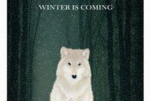 Game of Thrones / Porque gostava de visitar Westeros!