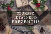 Gift ideas / Każda okazja jest dobra na obdarowanie kogoś bliskiego wyjątkowym prezentem. Byłeś grzeczny w tym roku? :)