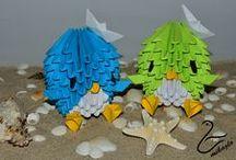 mikaglo - Origami 3D