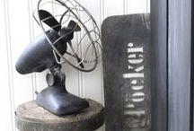 ~ Interior Industrial ~ / Tough ~ Vintage ~ Robust
