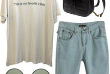 Outfits that I love / Mode trends