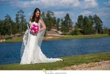 Kara + Michael 9.20.14 / Tessa Marie Photography Legacy Lookout Andy Beach Floral Hi Note
