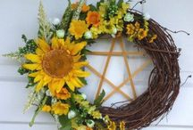 Paganism and stuff. / by A. Mitch.