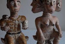 69. Kunst uit Congo / Houten beelden