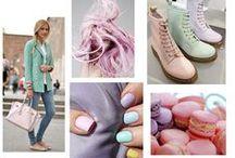 Wiosenne pastele / Delikatnie, modnie, kobieco!