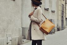 Fashion minimal / minimal, elegant, black, grey, white, brown, beige, camel, bronze