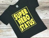 Superhero Shirts