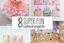 DIYCrafties/Tutorials / DIY projects, how-to's / by Kayla Rasmussen