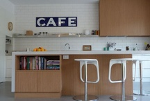 New home - Kitchen / Dining / by Silvia Fontana