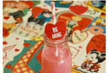 Valentine's Day Party Recipes and Ideas! / Gifts, Food, Crafts / by Party Bluprints Blog