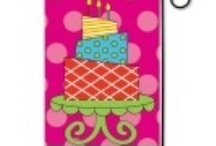 Happy birthday party ideas / Birthday party ideas galore.  Add pizzazz to your birthday parties with festive birthday flags for your home. Celebrate all the birthdays in your family.