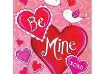 Valentine's Day decorations / Browse sweet Valentine's Day decorations. Lovely ideas for your home and outdoor decor.