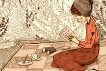 Prints & Illustrations / illustrations, prints, drawings and paintings