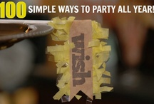 Hundreds Of Fun Party Ideas! / Simple and Special ways to make the party fun!