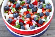 Summer Side Salads! / Collectiion of the BEST Summer side dishes / by Party Bluprints Blog