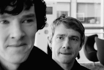 Sherlock And John / by Jennifer Moss Hughes