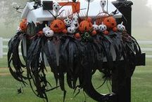 Halloween / Looking for unique Halloween decorations?  Start here for colorful outdoor Halloween decorations, including Halloween flags and so much more!