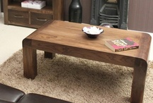 Coffee Tables / Everyone loves coffee or tea, and if you're missing a little centrepiece in your living room to rest your mug, why not check out these gorgeous tables?