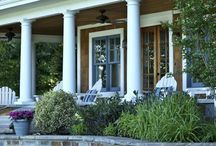 Curb appeal / by Kristin Watters