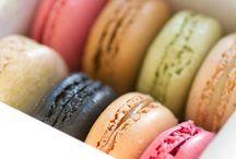 French Macarons ~ ooh la la