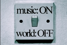 if you get confused just listen to the music play.... / i love most kinds of music and musical items...