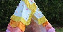 To Dye for / Anything that has been dyed.  Tie Dye, Shibori dye, Indigo dye, dip dye etc.