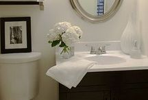 bathroom update / by Kylie Crosland