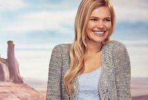 [crochet] Frontier Spirit / Equal parts 'Little House on the Prairie' and 'Vintage Laura Ashley'. Pretty, feminine looks inspired by the popular vision of the American West are going to be all over the High Street this year. Get ahead of the game and craft your own unique pieces.
