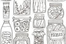 lekker… / food · drink · recipe · cooking · preserving · yum